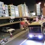 夜行バス大阪東京で寝れる席おすすめと駅周辺の銭湯情報