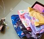 浴衣の洗い方と干し方、帯はどうする?たたみ方は襟がポイント!
