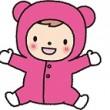 4月生まれ赤ちゃんの服装と肌着の選び方や枚数