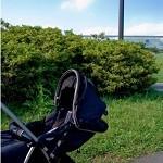 赤ちゃんの散歩にも紫外線の影響が!?対策と便利グッズ
