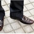 革靴が濡れて臭い!雨の後の乾かし方とお手入れ方法