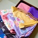 浴衣の染み抜き方法と帯の注意。黄ばみの漂白も自分でできる?
