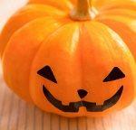 ハロウィンかぼちゃの切り抜き方とランタン用に長期保存する方法